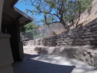 park restroom