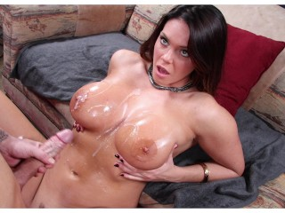 BANGBROS – Pornstar Alison Tyler Shows Off Her Big Tits and Round Ass