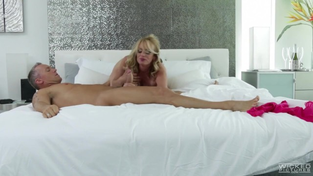 Wicked - The Madam, Busty Blonde Milf Stormy Daniels Loves-9405