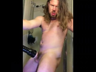 2nd Fleshlight Shower Video, ENJOY! Feedback Welcome