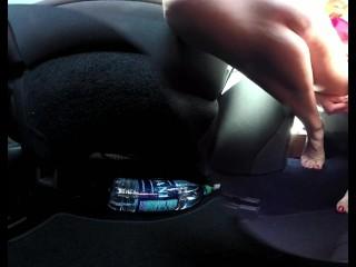 360 VR Car Masturbation