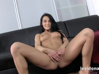 Solo Masturbation - Watch Me Masturbate And Fuck With My Fingers My Pussy To Cum