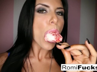 Romi Rain Is Sexually Fun With You