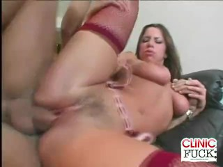 Busty Haley Paige Anal Fucked