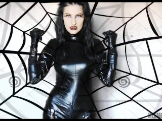 Caught in my cobweb