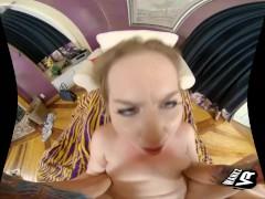 WankzVR - Britney's Big Break ft. Britney Light