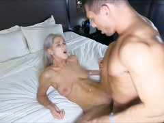 Neighbor milf blonde