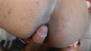 Thick latina first time on camera
