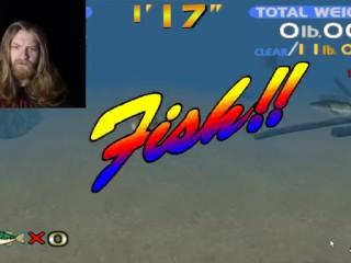 Let's Play - Sega Bass Fishing