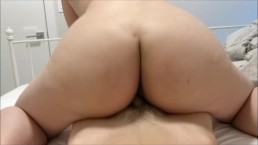 Big Booty Asian Teen Reverse Cowgirl & Missionary