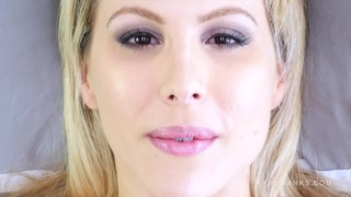 Face Fetish Fucking up close and personal with blonde Katie Banks  close up dirty talking wife fetish pov point of view homemade girlfriend intense orgasm up close canadian face only kink non nude mutual orgasm mutual masturbation experiment real orgasm amateur missionary pov