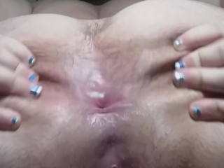 Big Ass and Hole gets Stretched and Played With