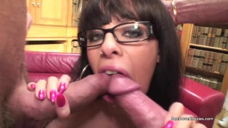 Stepson and Stepfathers rough sex with Tiffany Naylor