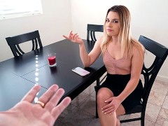PropertySex - Little conniving real estate agent fucks boss