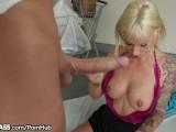 MyXXXPass Tatted Barbie Sucks Hobo's Big Dick
