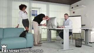 BiEmpire Hung IT Guy Ass Fucks Co-Worker!  ass fuck mmf threesome bi empire bisexual male bi sexual biempire brazilian euro blowjob bisexual bi bisex interracial mmf anal latin bi sex bisexual anal