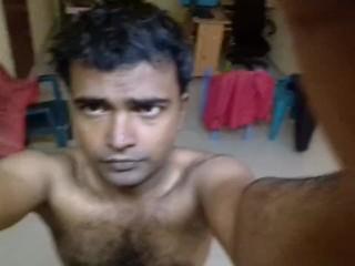 mayanmandev - desi indian male selfie video 147