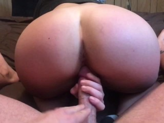 QUICKIE IN LEATHER JACKET (WITH CREAMPIE)