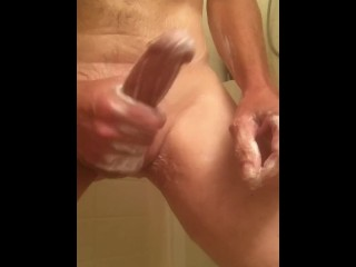 Shower shot