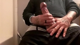Rate my man's cum shot