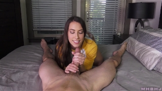 Young pussy WAY TOO TIGHT for middle aged cock! Oops, I blew it again ;) Brunette small