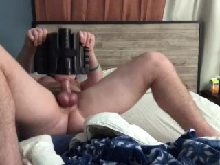 Fleshlight BedFuck and Creative CockRing