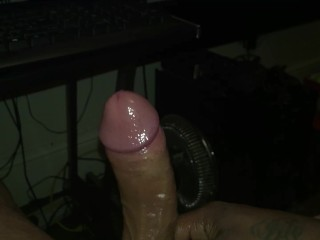 poppers,Guy plays with cock