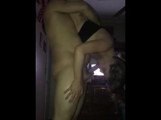 Flip up side down