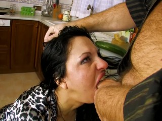 Interracial milf used wife