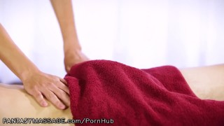FantasyMassage My Friends Mom Gave me a Raging Boner Blowjob style