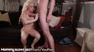 MommyBlowsBest Suck On Mommy's Nipples, NOW!