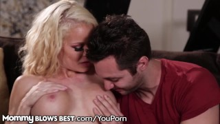 MommyBlowsBest Suck On Mommy's Nipples, NOW! Sucking style
