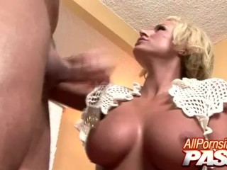 Blonde Busty Honey Fucked