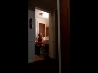 how sissy always should make pee
