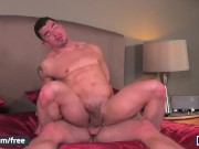 Men.com - Connor Maguire, Jeremy Spreadums - Commuters - Drill My Hole