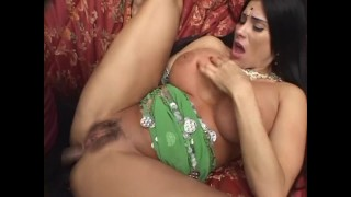 Hairy indian hooker pussy fucking busty anal
