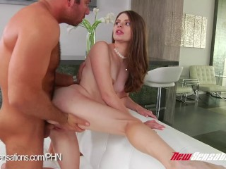 Alice March loves big dick in her ass