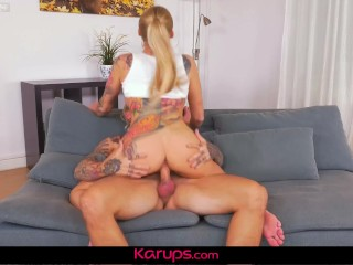 Karups - Kayla Green Fucks Her Tattoo Artist