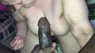 BBC , BBw, 12inches ,Amateur, interacial  deep threat big titties and pussy deep throat bbw bbc swallowing interacial