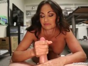 Big Titted Milf Blowjobs Lucky Guys Mighty Rod