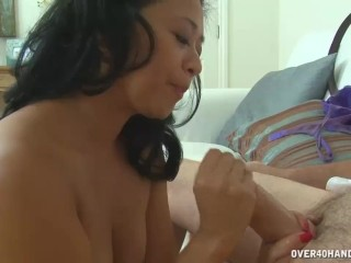 Massaging Milf Has Something Extra In Mind