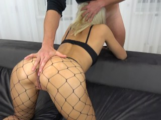 Video Adult Fc2 College Teen Gets Crazy From Anal And Massive Creampie In Fishnet