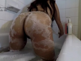 Mommys Soapy Ass
