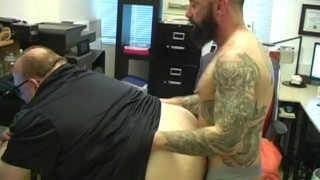 Bosses the ass ass fingering