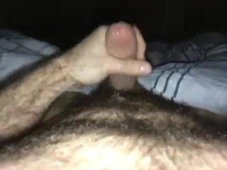 Quick cumshot after 72h without cuming
