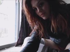Leather, Lace, & Fingering by MissMolly (AKA Molly Stewart)
