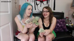 Caught Daddy Jerking Off Findom SPH