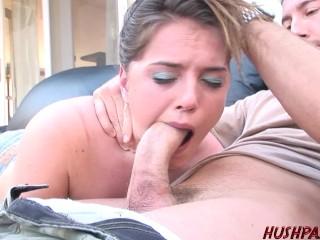 Tori Black frat house fuck slut with girlfriend Jamie Elle getting anal sex