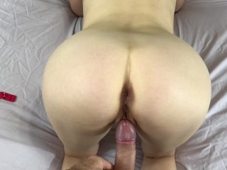your dick in my pussy (doggy style pov)