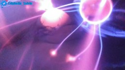 Ophelia Salvia's Pussy vs Plasma Ball